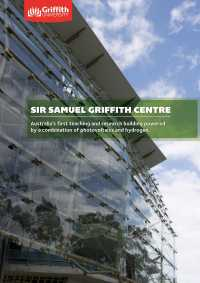 Sir Samuel Griffith Building Promo